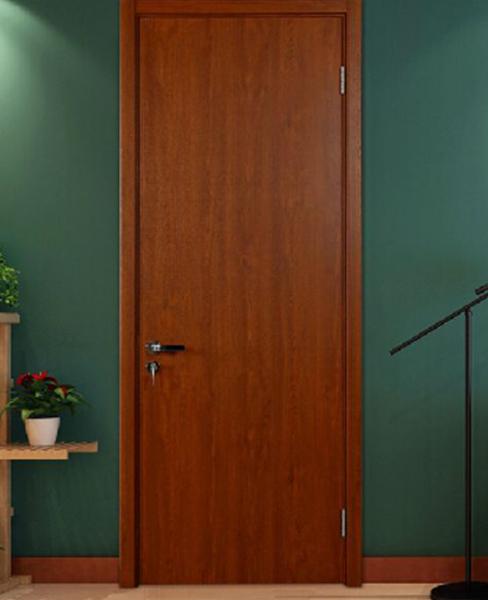 实木复合门安装