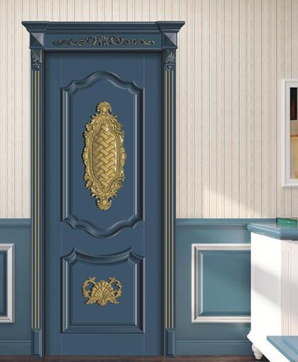 烤漆套装门GH-009