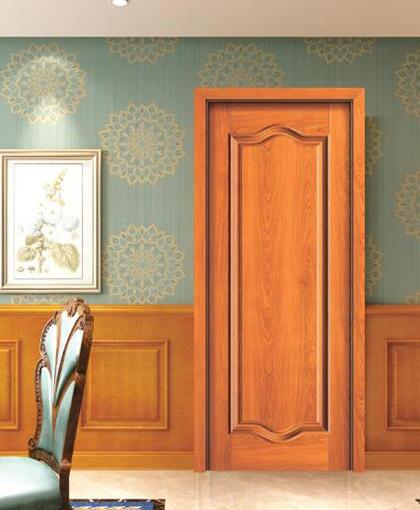 实木套装门GH-014